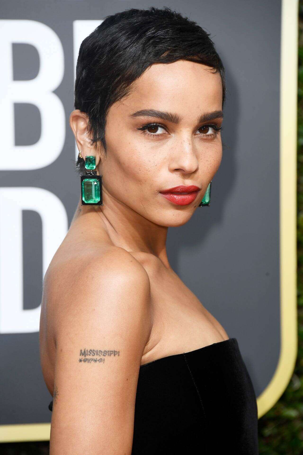 Zoe Kravitz Hairstyles For You To Try 2018