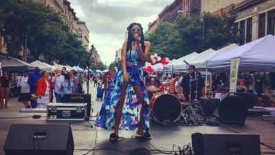 Celebrate Hair with The Go Africa Harlem Street Festival