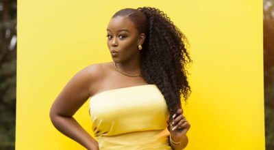 Big Hair Don't Care: Kenyan Musician Maureen Kunga