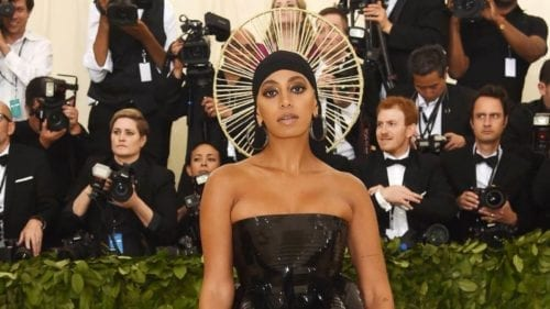 Hairstyle Diaries: Solange Knowles It and How